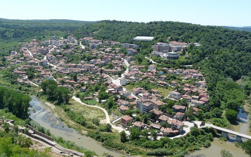 Велико Търново city photo