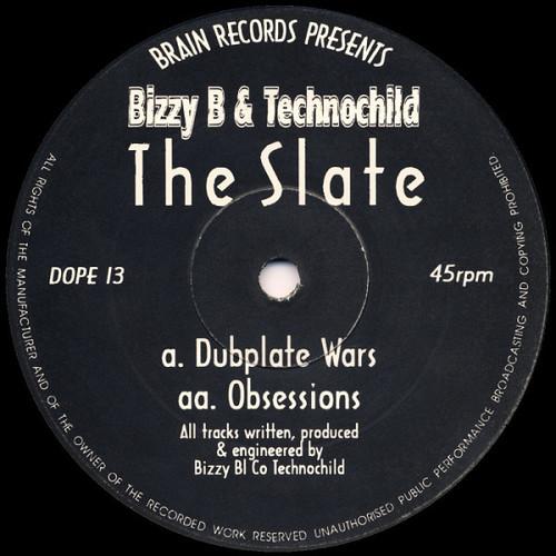 Bizzy B & Technochild - The Slate 1993