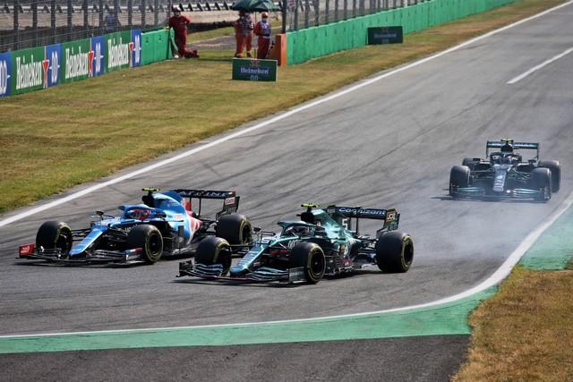 Alpine poursuit sa série d'entrées dans les points avec un double top dix à Monza Grand-Prix-d-Italie-2021-Alpine-A521-N31-Esteban-OCON-11