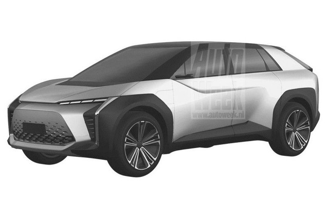 2021 - [Toyota] BZ4X C9-A2-DB89-2-FF8-49-A6-B0-F5-D982-E0715-D49