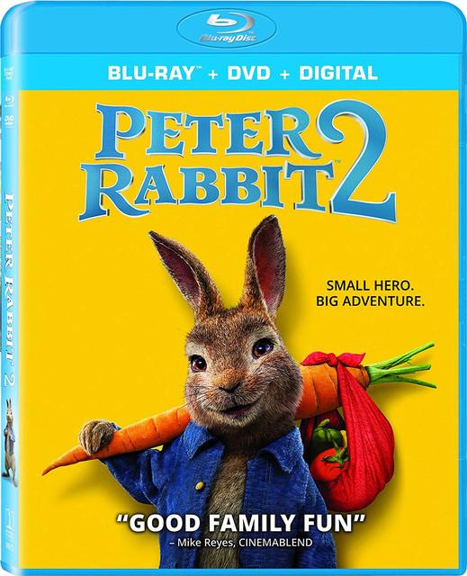 Peter Rabbit: Kaçak Tavşan - Peter Rabbit: 2 The Runaway (2021) BluRay Remux | 1080p | 720p | BDRip AVC [TR-EN] DTS-HD MA 5.1 Türkçe Dublaj
