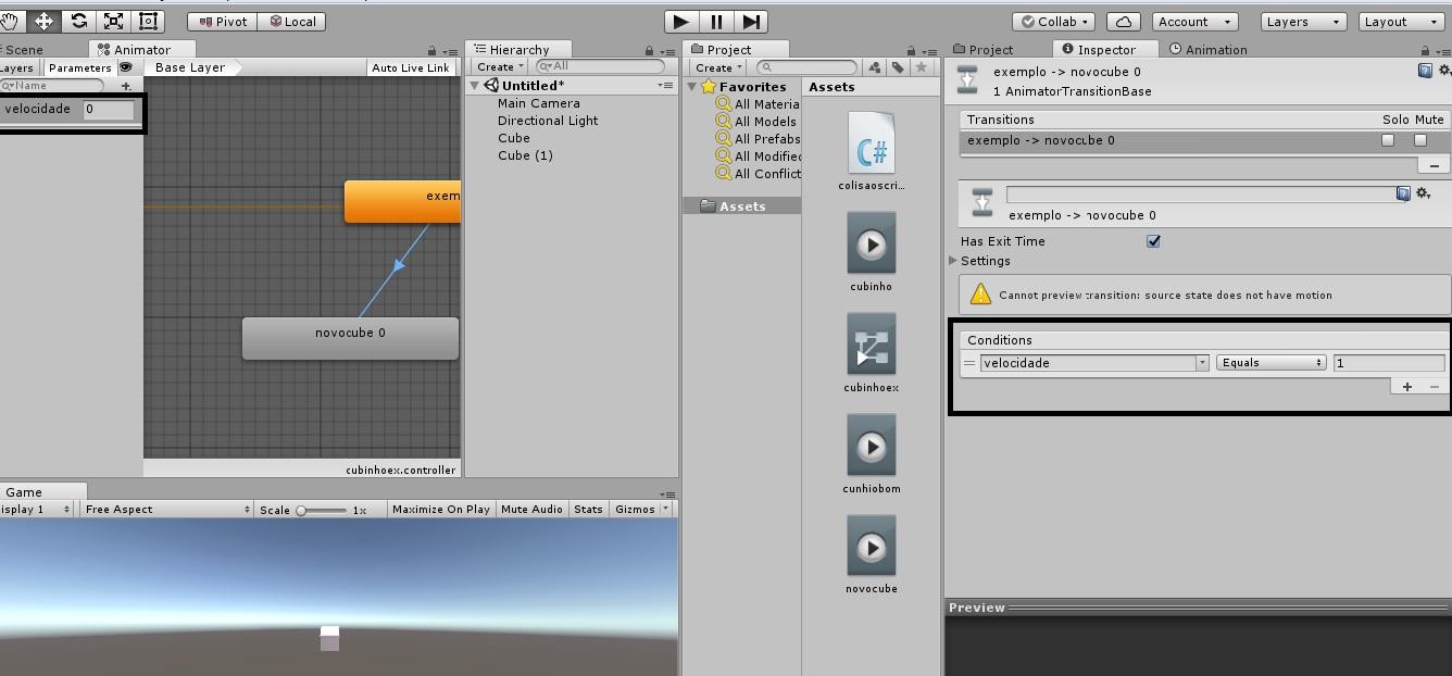 [RESOLVIDO] Script para startar animações  Parametros