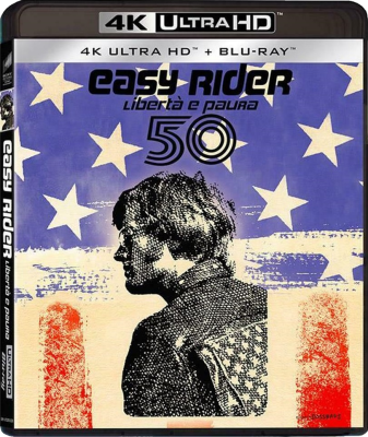 Easy Rider - Libertà E Paura (1969) HD 720p UHDrip HEVC DTS ITA/ENG