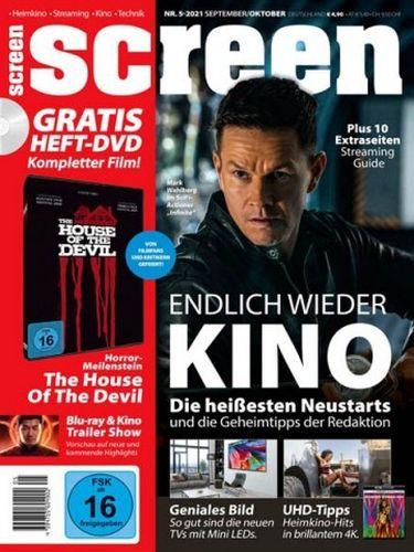Cover: Screen Magazin No 05 September-Oktober 2021