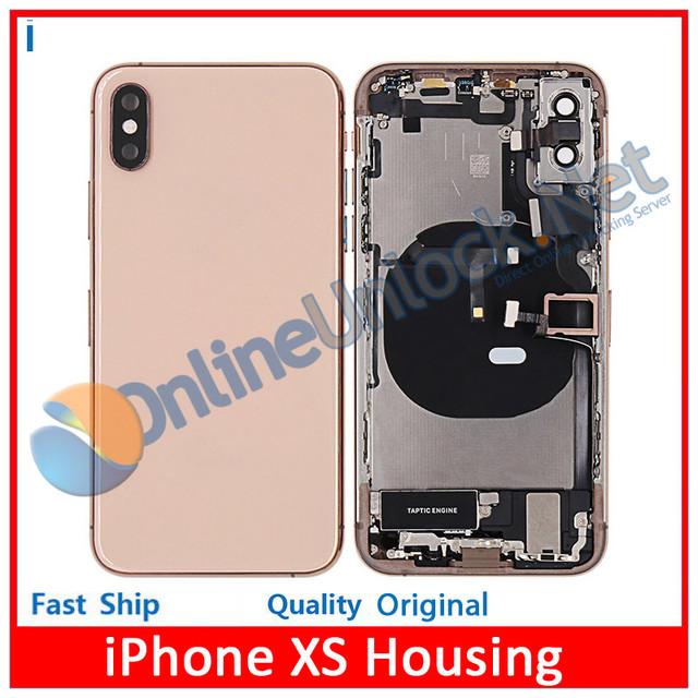 iPhone XS Original Housing Replacement (Price BHD 15.500)