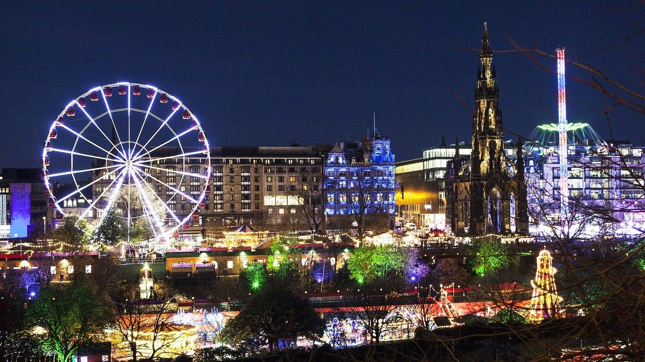 Edinburgh Chrismtas Market