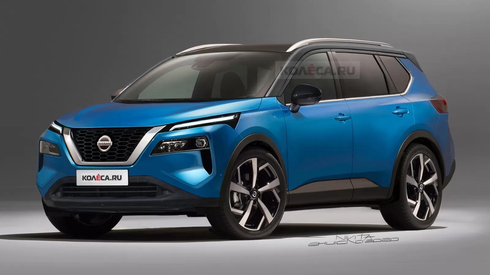 2021 Nissan X-Trail / Rogue 53