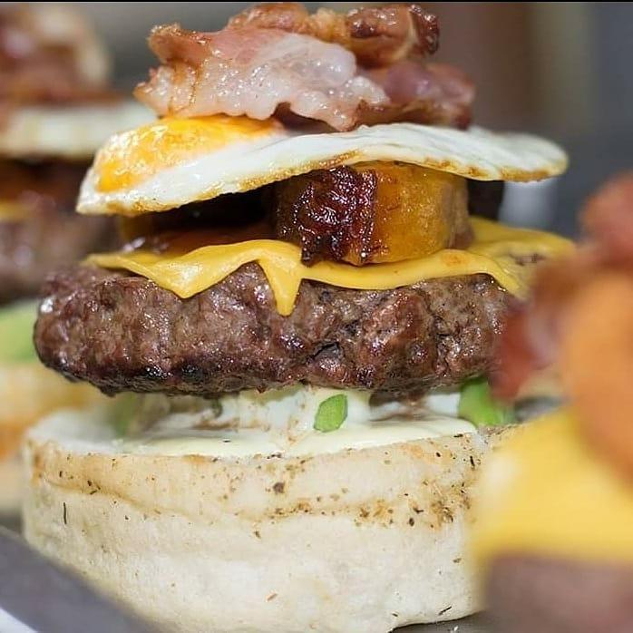 restaurante burger & wings