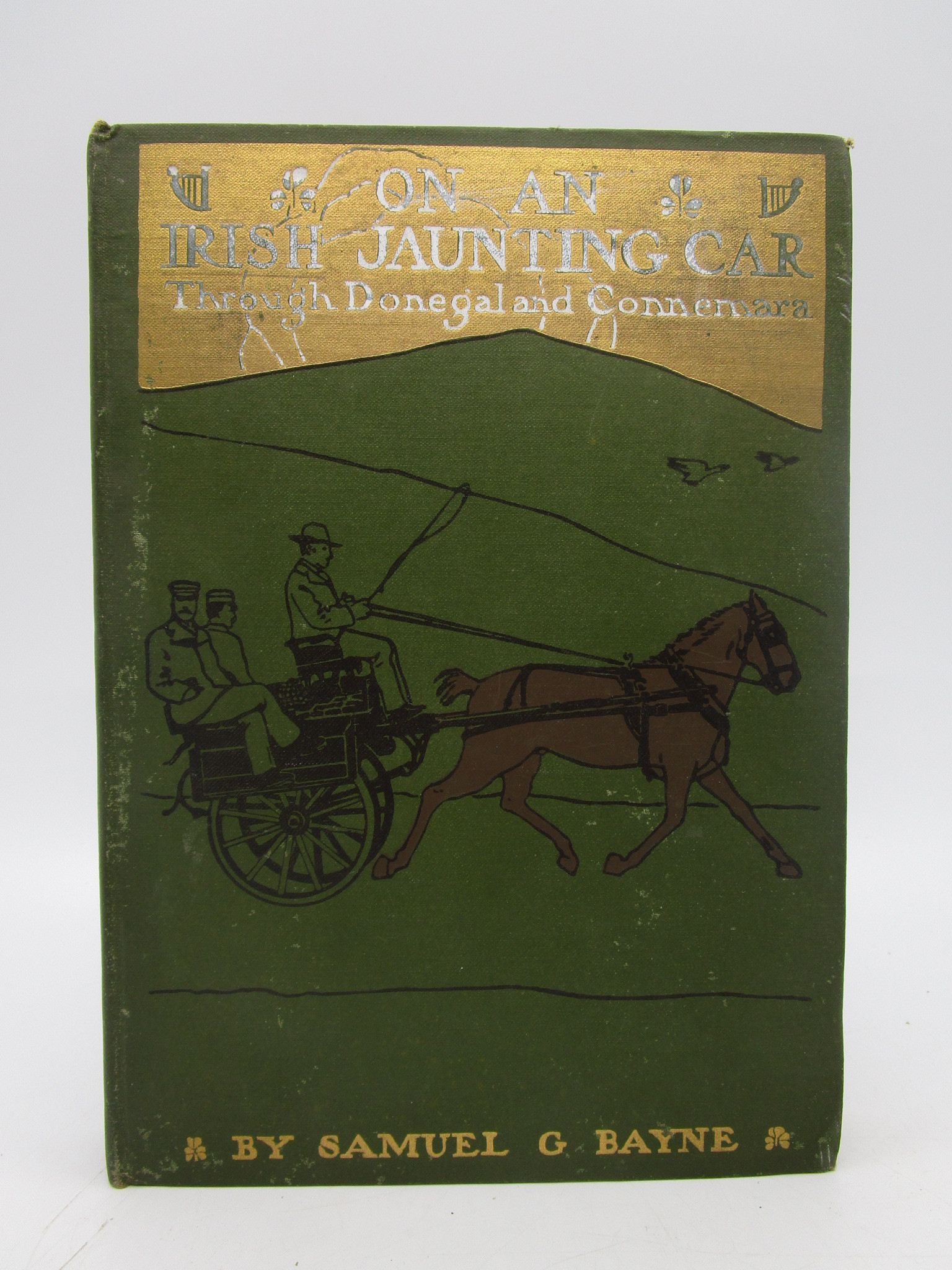Image for On An Irish Jaunting-Car Through Donegal and Connemara (First Edition)