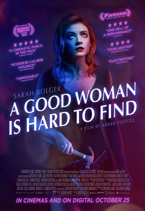 A Good Woman Is Hard To Find (2019) PLSUBBED.BRRip.x264.DD2.0-MXFiLMS / Napisy PL