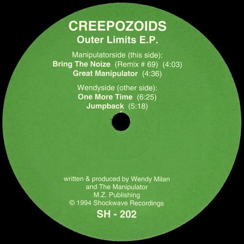 Download Creepozoids - Outer Limits E.P. mp3