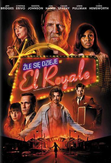 Źle się dzieje w El Royale / Bad Times at the El Royale (2018) PL.AC3.DVDRip.XviD-GR4PE | Lektor PL