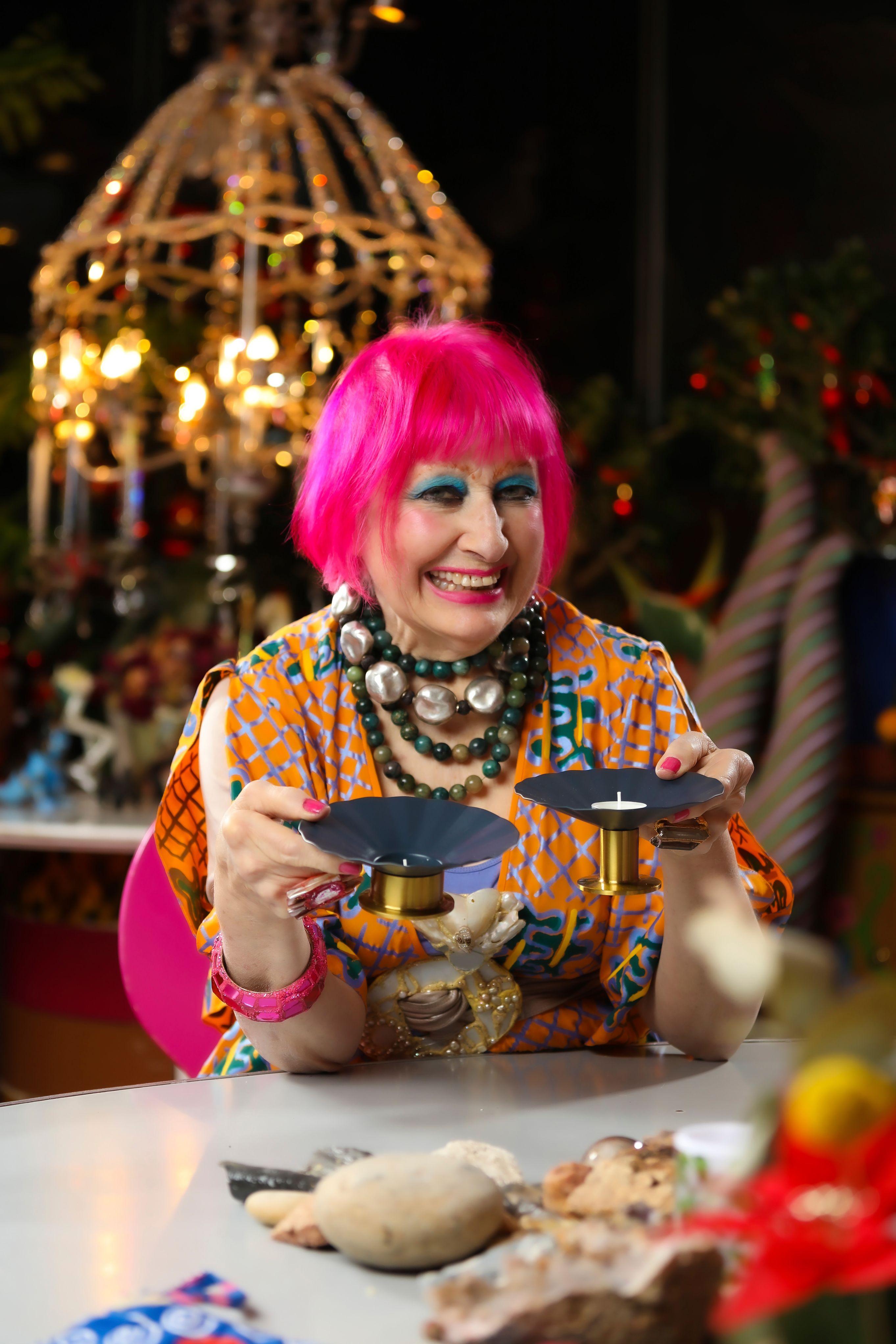 Karismatisk, la collezione Ikea con la designer britannica Zandra Rhodes