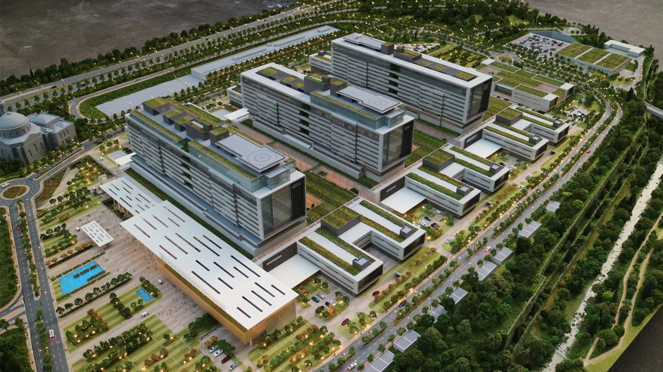 medical city of basaksehir
