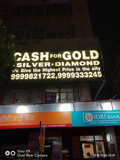 We pay the maximum cash for gold, diamond and silver jewelry. So come at our office and get best value of your gold items in few minutes.  We have 20 year of experience in gold buying market that's the reason we are reputed company provides cash for gold without any problem. For more information, call us 91-9999195468, +91-8860882444 or visit here: https://www.sellgoldndiamond.com/