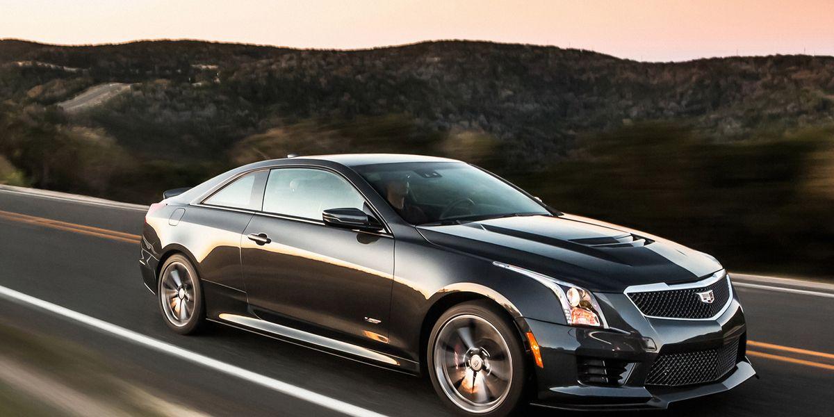 2019 Cadillac ATS V Coupe Manual – Weapons Grade