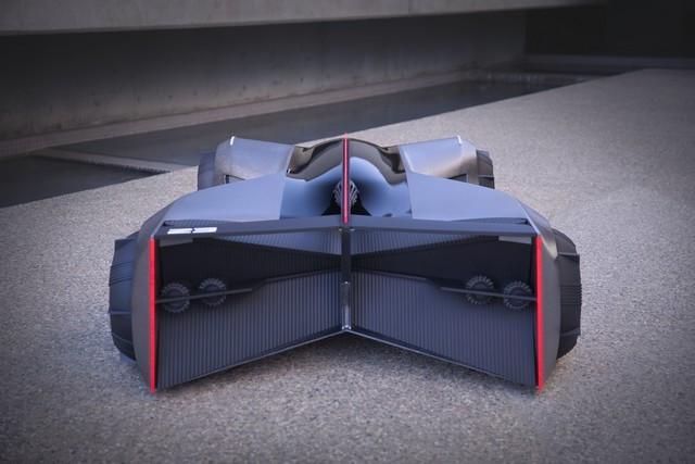 Nissan « GT-R(X) 2050 » : Le Projet D'un Stagiaire Devient Réalité Nis-GTR-2050-14-source