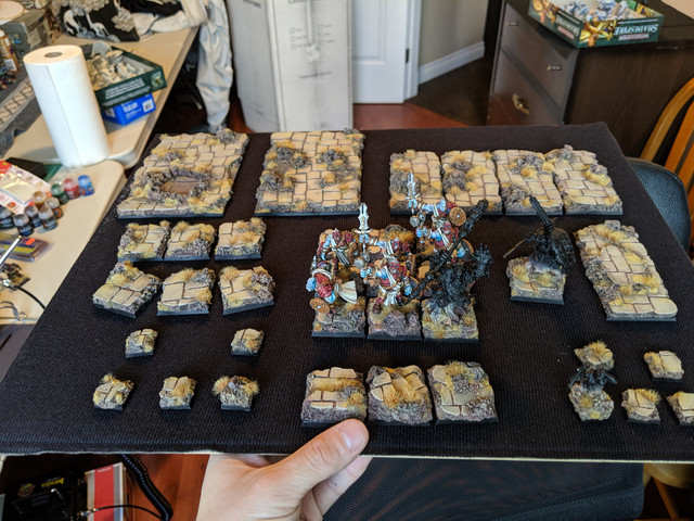 Peter's Trollogre Army IMG-20190622-172815