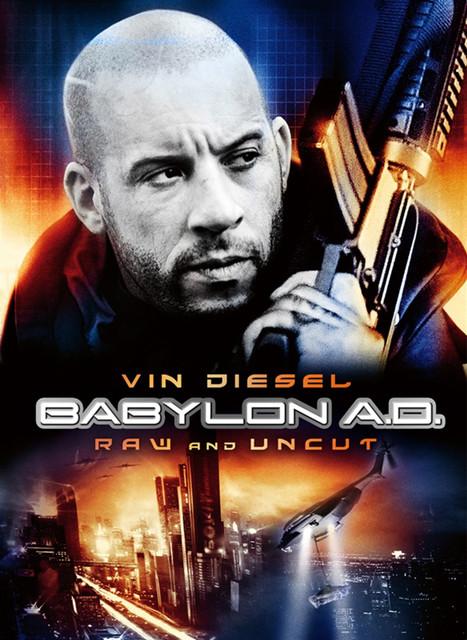 Babylon A.D. (2008) Dual Audio Hindi 720p BluRay x264 AC3 800MB ESub