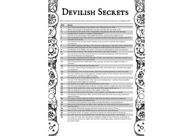 Devil-page