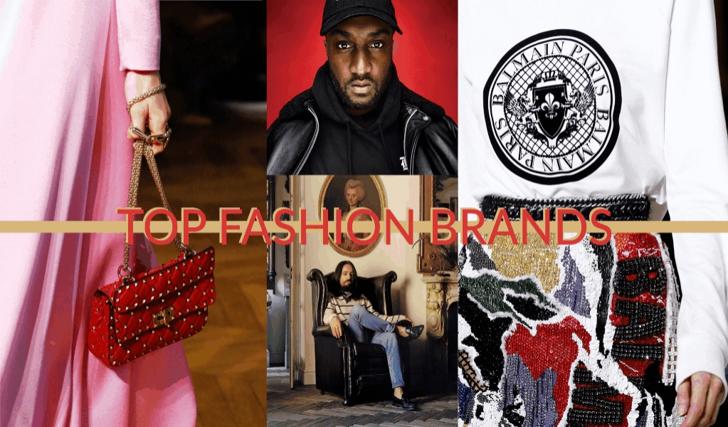 Fashion Brands Clothes