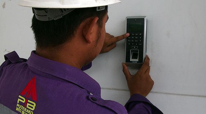 Access Control - Finger Print Puterako