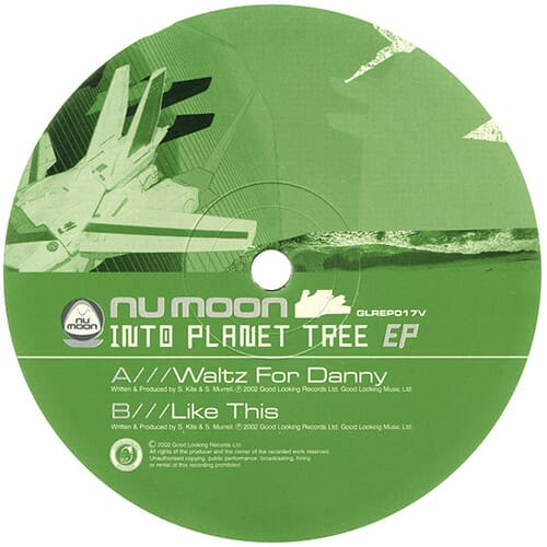 Nu Moon - Into Planet Tree EP