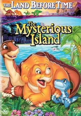 უხსოვარი დროის დედამიწა V: მისტიური კუნძული THE LAND BEFORE TIME V: THE MYSTERIOUS ISLAND