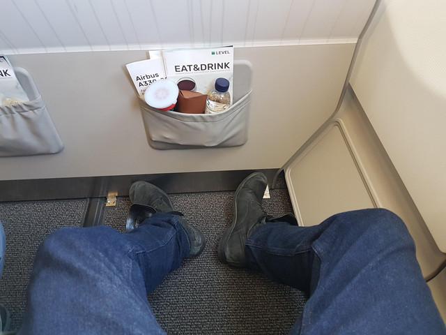 Level Airlines Economy Class10