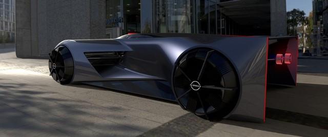 Nissan « GT-R(X) 2050 » : Le Projet D'un Stagiaire Devient Réalité 2-Nissan-JB-Choi-Final-08-DEC2020-20-1200x500