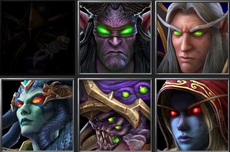 Warcraft 3 Reforged What You Need To Do To Unlock Player Portraits