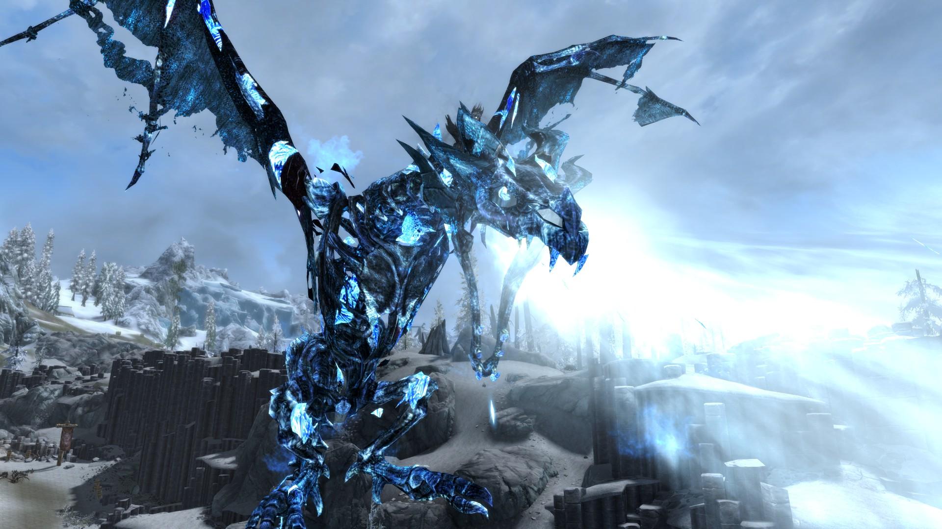 Remorseless Winter - A Deathknight Spell Pack / Беспощадная зима - набор заклинаний рыцаря смерти (RU)