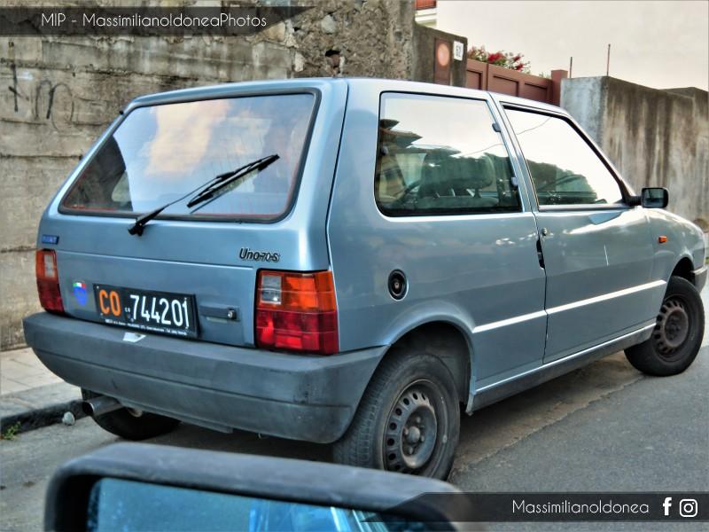 avvistamenti auto storiche - Pagina 19 Fiat-Uno-70-S-1-3-68cv-26-LUGLIO-83-CO744201-169-845-11-9-2018