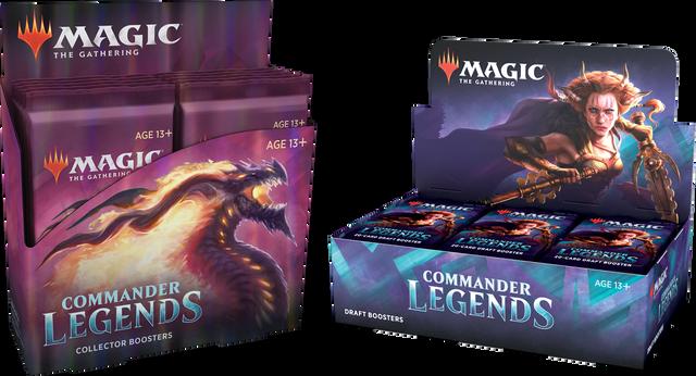 Commander-Legends-Displays