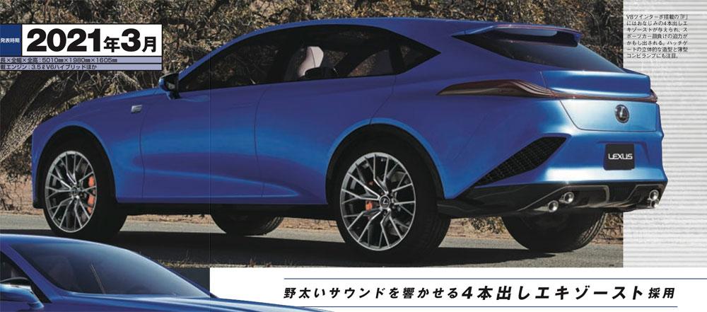 2021 Lexus LF 7