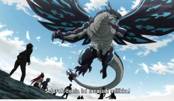 Fairy Tail Episode 325 Subtitle Indonesia