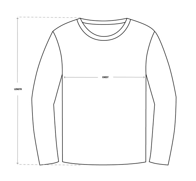 Measuring-Garment-Template-Longsleeve