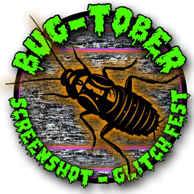 [CONTEST] BUG-TOBER Screenshot Contest Bugtober