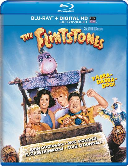 Taş Devri - The Flintstones (1994) BluRay Remux | 1080p | 720p AVC [TR-EN] DTS-HD MA 5.1 Türkçe Dublaj