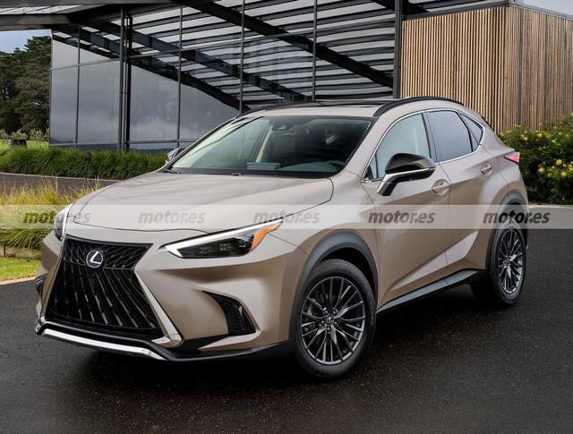2021 - [Lexus] NX II 4-F311-D30-EBE2-41-BC-843-F-19542-DFFEE19