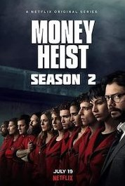 Money Heist Season 2 (2017) [West Series]