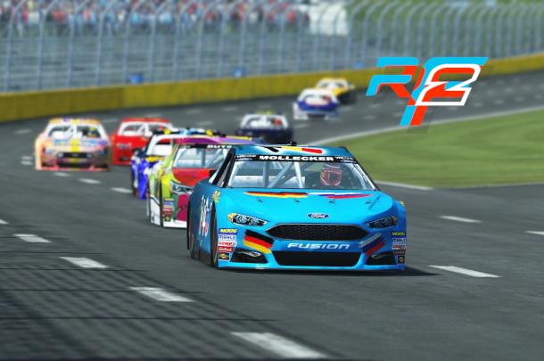 VRC NASCAR 2021 - Round 7 - Charlotte