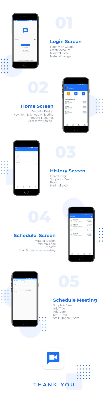 ios Video Confernce App