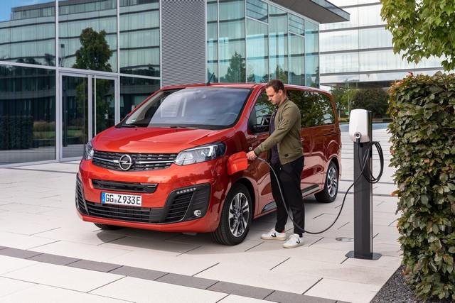 De l'électricité dans l'air : l'Opel Zafira-e Life tout électrique en vente à partir de 51 500 euros bonus environnemental déduit Opel-Zafira-e-512831