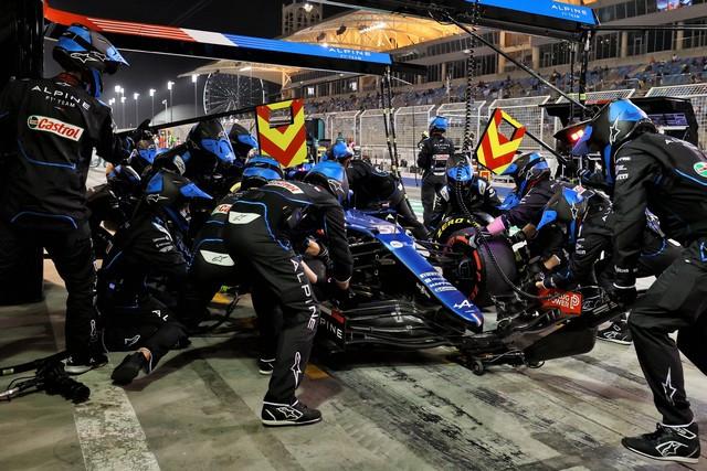 Alpine F1 Team bredouille à Bahreïn après un début de saison âprement disputé Grand-Prix-Gulf-Air-de-Bahren-2021-23