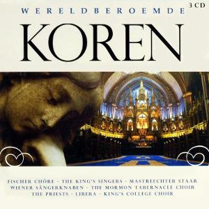Compilations incluant des chansons de Libera Wereldberoemde-koren-300
