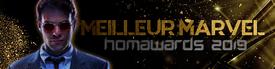 HOMAWARDS 2019   LES VOTES MEILLEUR-MARVEL-2