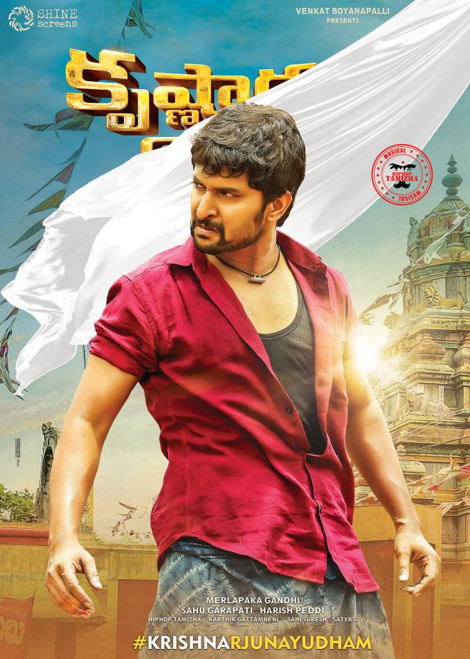 Krishnarjuna Yuddham (2021) Hindi Dubbed Movie HDRip 720p AAC