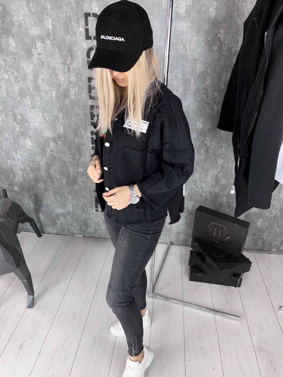Женская джинсовая куртка Sevenroom
