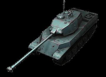 Премиум танк AMX M4 mle. 49 World of Tanks Blitz